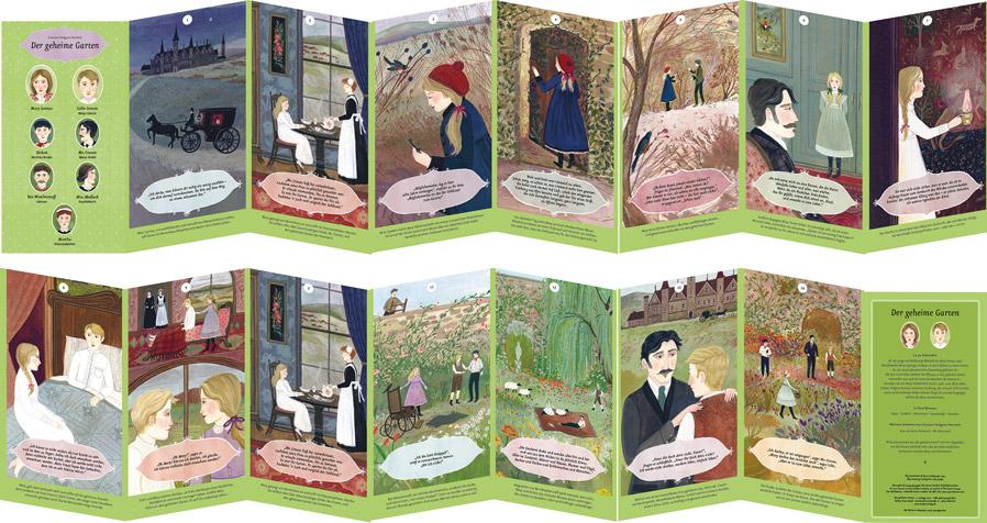 Der geheime Garten (ISBN 9783959390873)