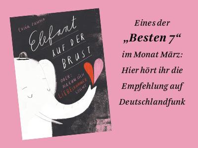 """Empfehlung """"Beste 7"""" Deutschlandfunk"""