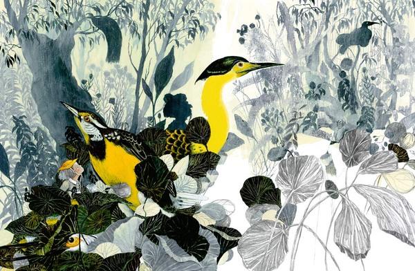 Prinzessin Valentina will Vogel küssen