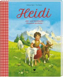 Heidi (ISBN 978-3-85581-582-1)