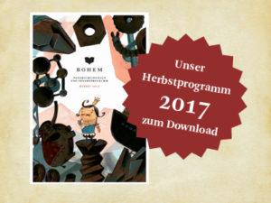 BOHEM Katalog Herbst 2017