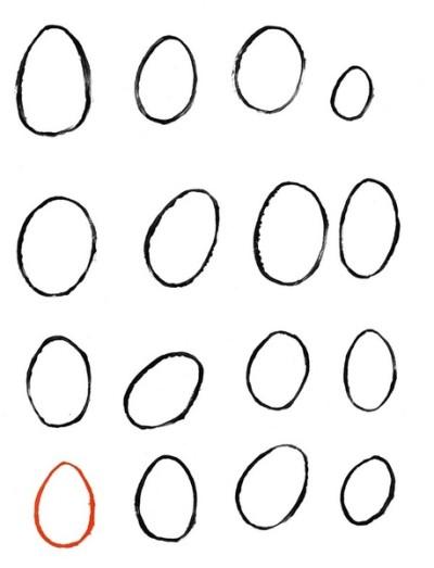 Das Ei (16 mal) - Erster Funke des Lebens und Ursprung aller Ideen