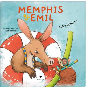 Memphis und Emil schimmen (ISBN 978-3-95939-089-7)